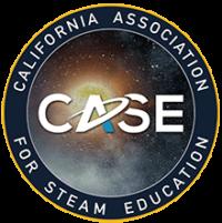 CASE California Association for STEAM Education logo