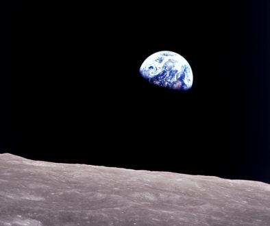 Taken aboard Apollo 8 by Bill Anders